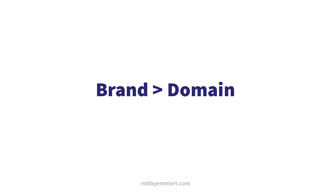 How to Pick a Domain Name For Your Website